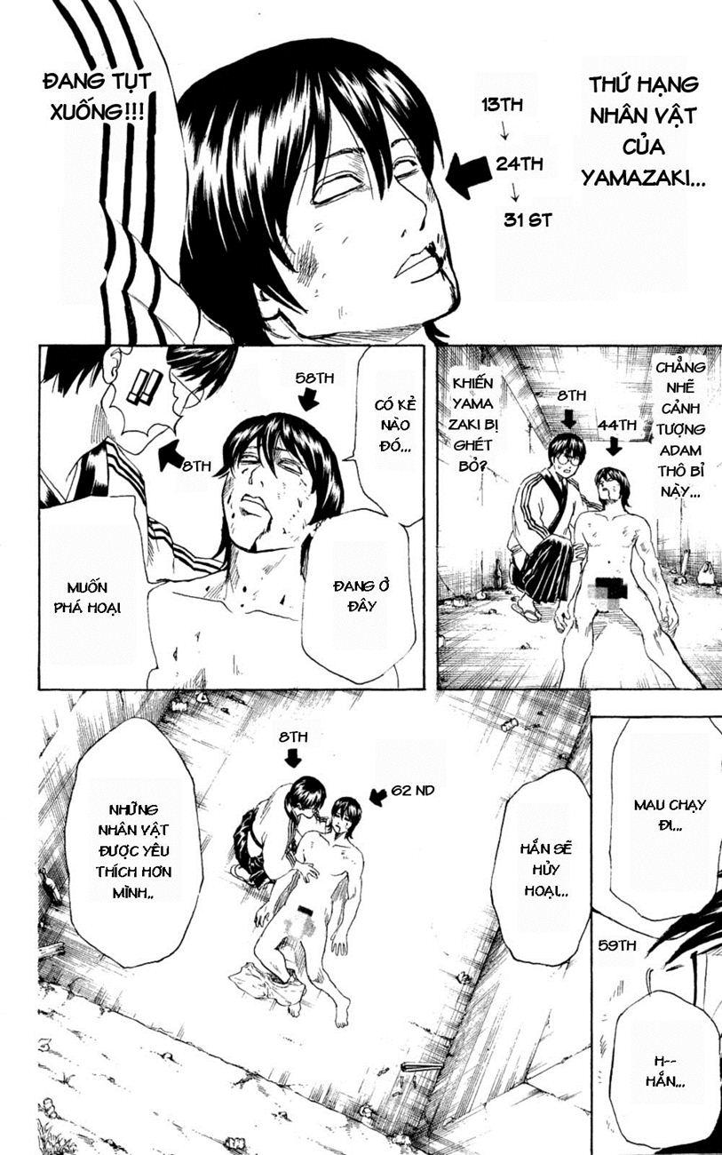 Gintama Chap 265 page 12 - Truyentranhaz.net