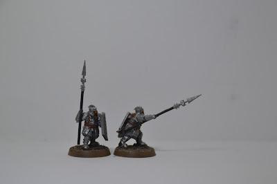 Ironhills Warrior (WIP)