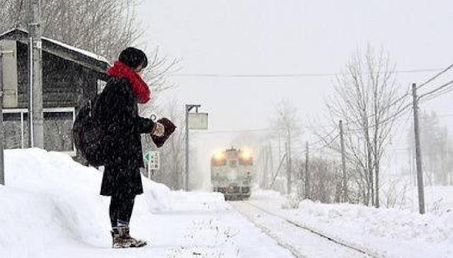 Kisah Stasiun Kereta Jepang yang Tetap Beroprasi demi Seorang Anak! Kisah Nyata
