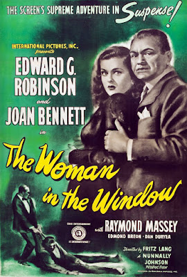 The Woman in the Window Poster