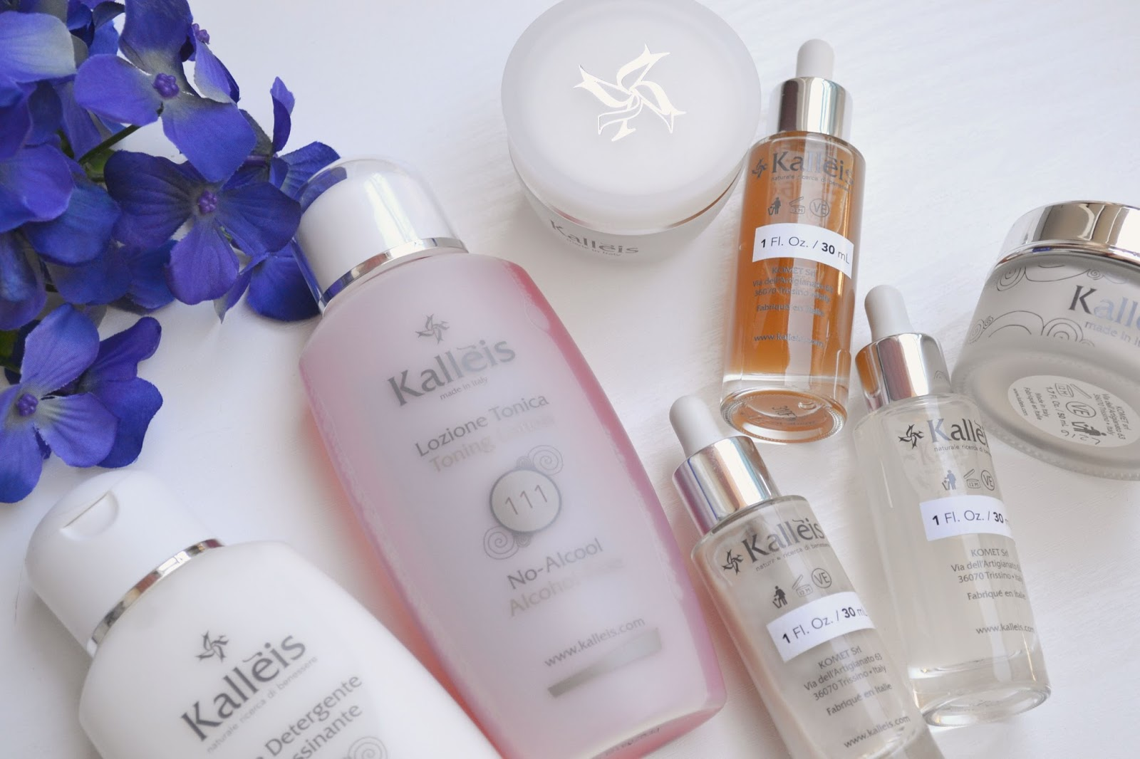 SKINCARE | Kalleis Cosmetics - Made in Italy and New to Canada