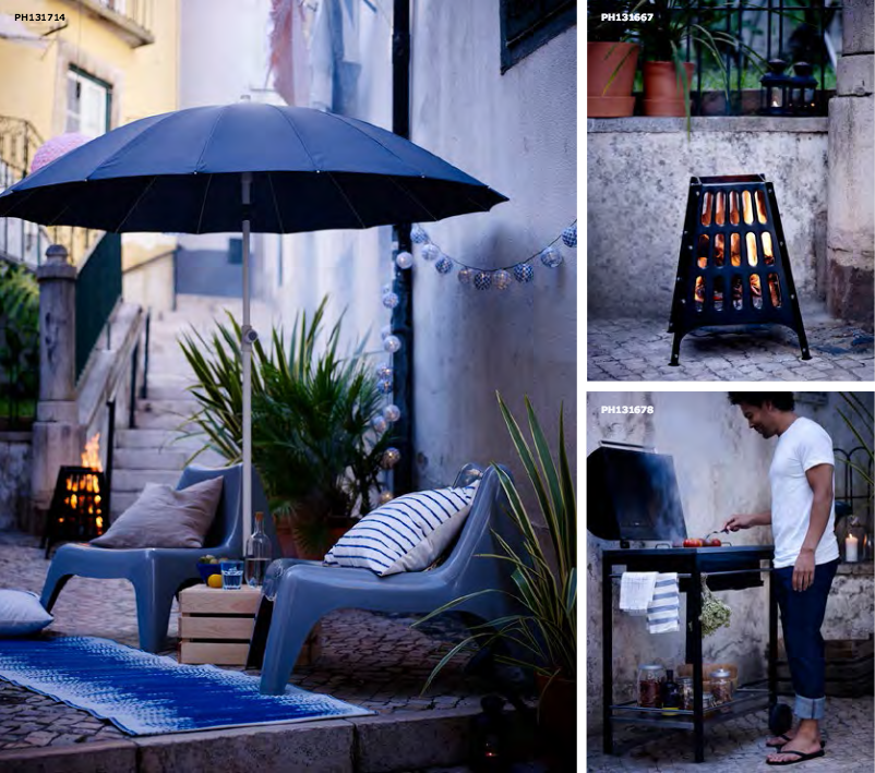 Outdoor Party Lights Ikea: 10 Decor Tips And 30+ New Items From IKEA Summer 2016