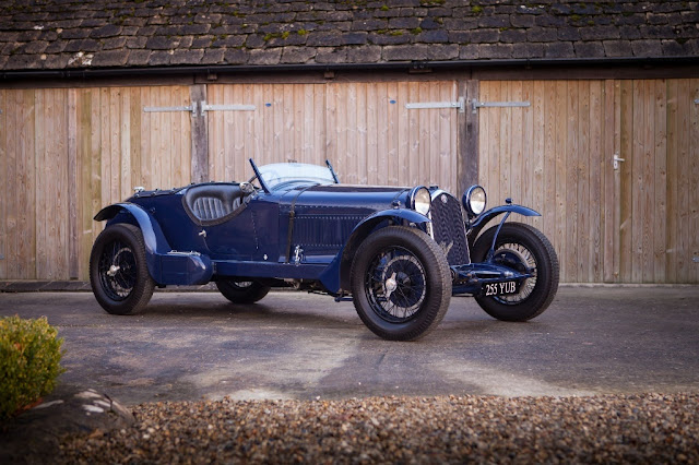 1933 Alfa Romeo 6C 1900 Gran Turismo for sale at William I'Anson Ltd - #alfaromeo #classiccar #forsale