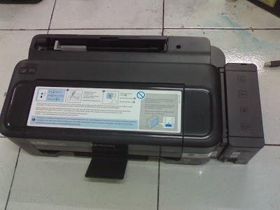 Cara Mangatasi Lampu Indikator Tinta Printer Epson L110 L300 (seri L) blinking terus