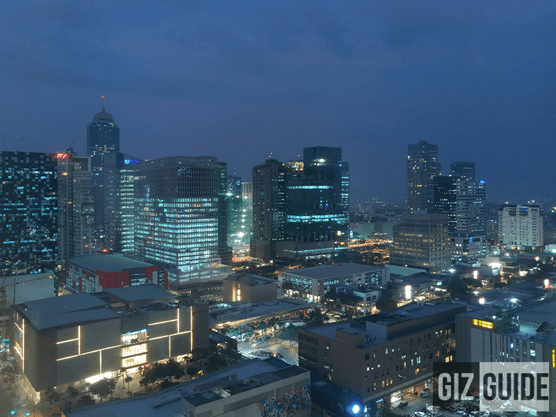 BGC at night! Settings: ISO 100, 3 seconds shutter speed!