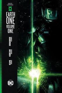 Nuevo origen para Hal Jordan, el Linterna Verde de DC Comics en Earth One