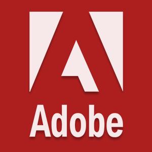 adobe flat icon
