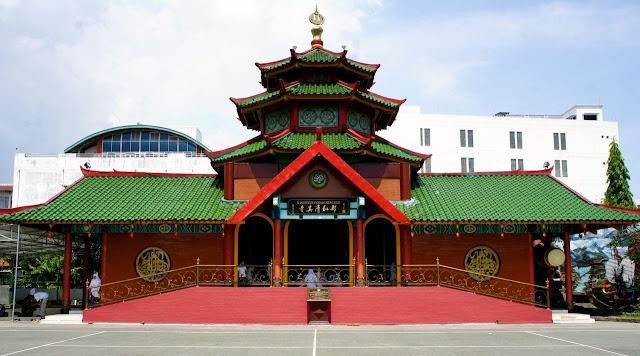 Masjid Cheng Hoo Surabaya