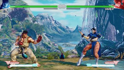Street Fighter 5 Akan Diupdate Bulan Juni Ini