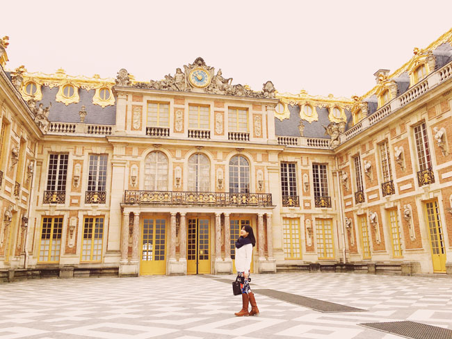 Most Instagrammable Places in Paris - Versailles