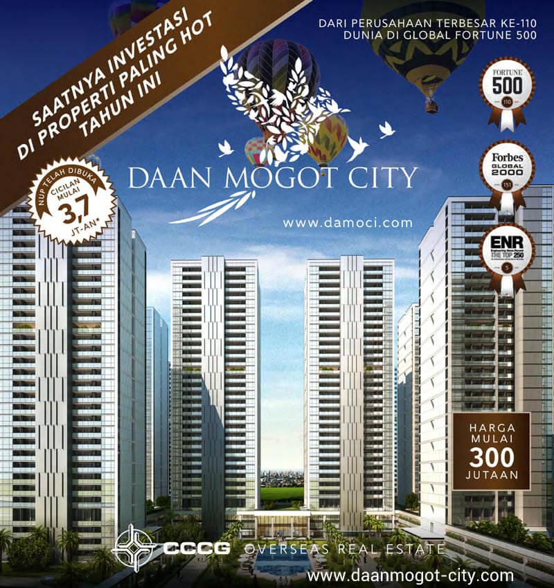 Apartemen Daan Mogot City - DAMOCI
