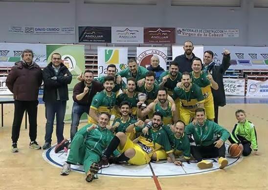 REPORTAJE: El CAB Linares campeón de la Liga Provincial Masculina 2017/18