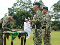 Pangdivif 2 Kostrad Pimpin Sertijab Danbrigif Para Raider 18  Kostrad