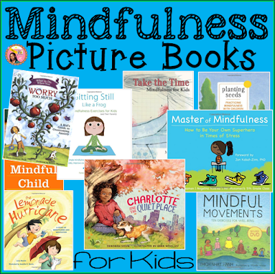 Mindfulness books for kids
