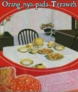 Gambar foto DP Meme lucu Puasa Sahur Ramadhan Terbaru Download bergerak