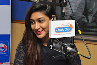 Shravya in skirt and tight top at Vana Villu Movie First Song launch at radio city 91.1 FM ~  Exclusive 95.JPG