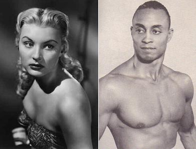 Barbra Payton dated Black football player Willie Payton