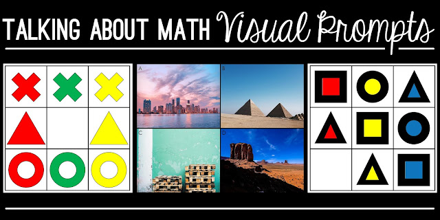 math puzzles to encourage children to look for patterns and explain their thinking