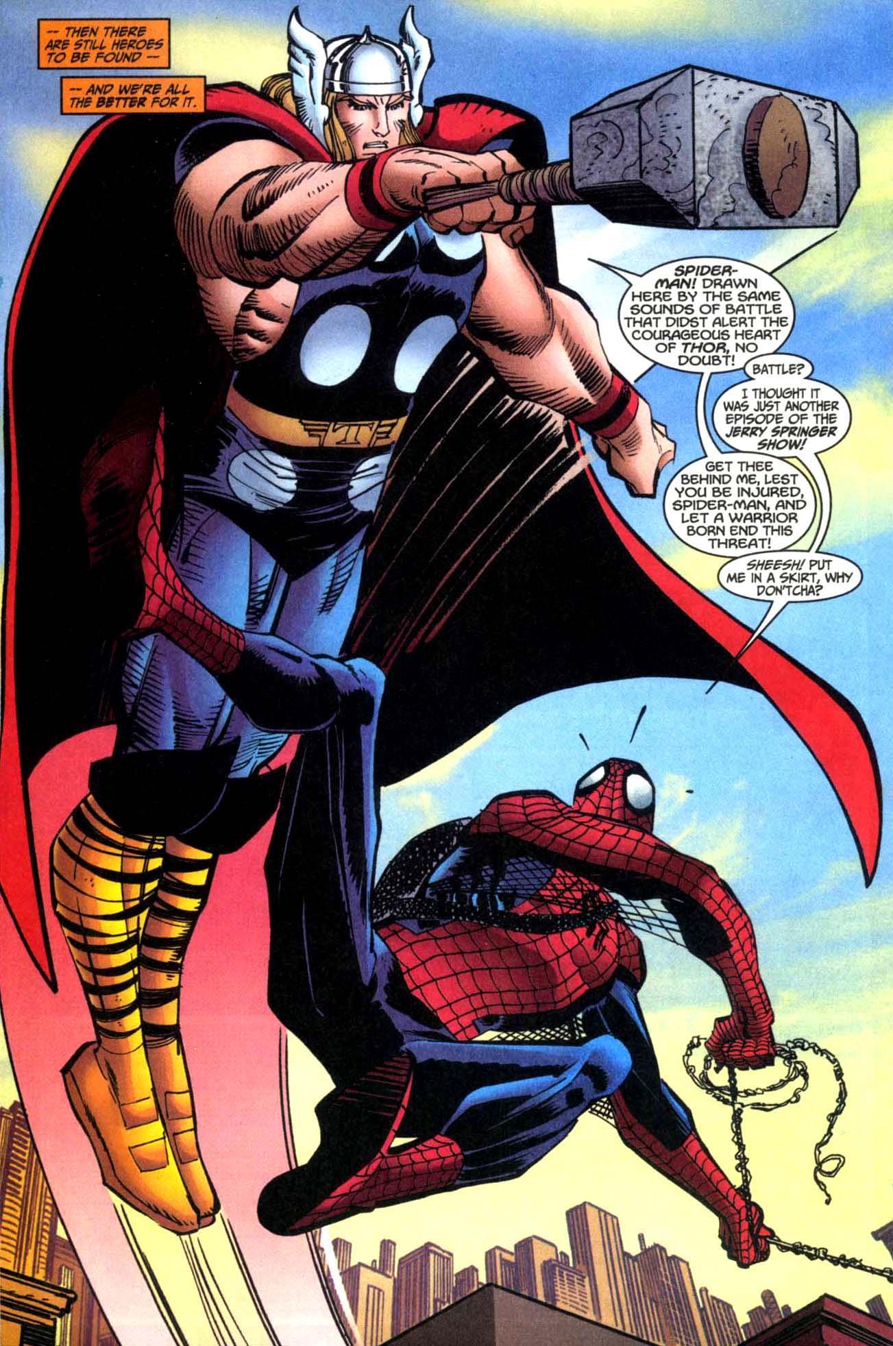 Thor (1998) Issue #8 #9 - English 16