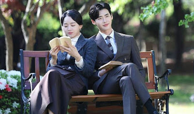 Praise Of Death, The Hymn of Death, Drama Korea Praise Of Death, Korean Drama The Hymn of Death, Sinopsis Drama Korea Praise Of Death / The Hymn of Death, Cast, Pelakon Drama Korea Praise Of Death / The Hymn of Death, Lee Jong Suk, Shin Hye Sun, Kim Myung Soo, Hwang Young Hee, Shin Jae Ha, Lee Sang Yeob, Kim Won Hae, Top 15 Drama Korea Terbaik 2018, Top 15 Drama Korea Terbaik 2018 Pilihan Miss Banu, Best Korean Drama 2018, My Korean Drama List, Top 15 Best Korean Drama Of 2018, Review By Miss Banu, Blog Miss Banu Story,