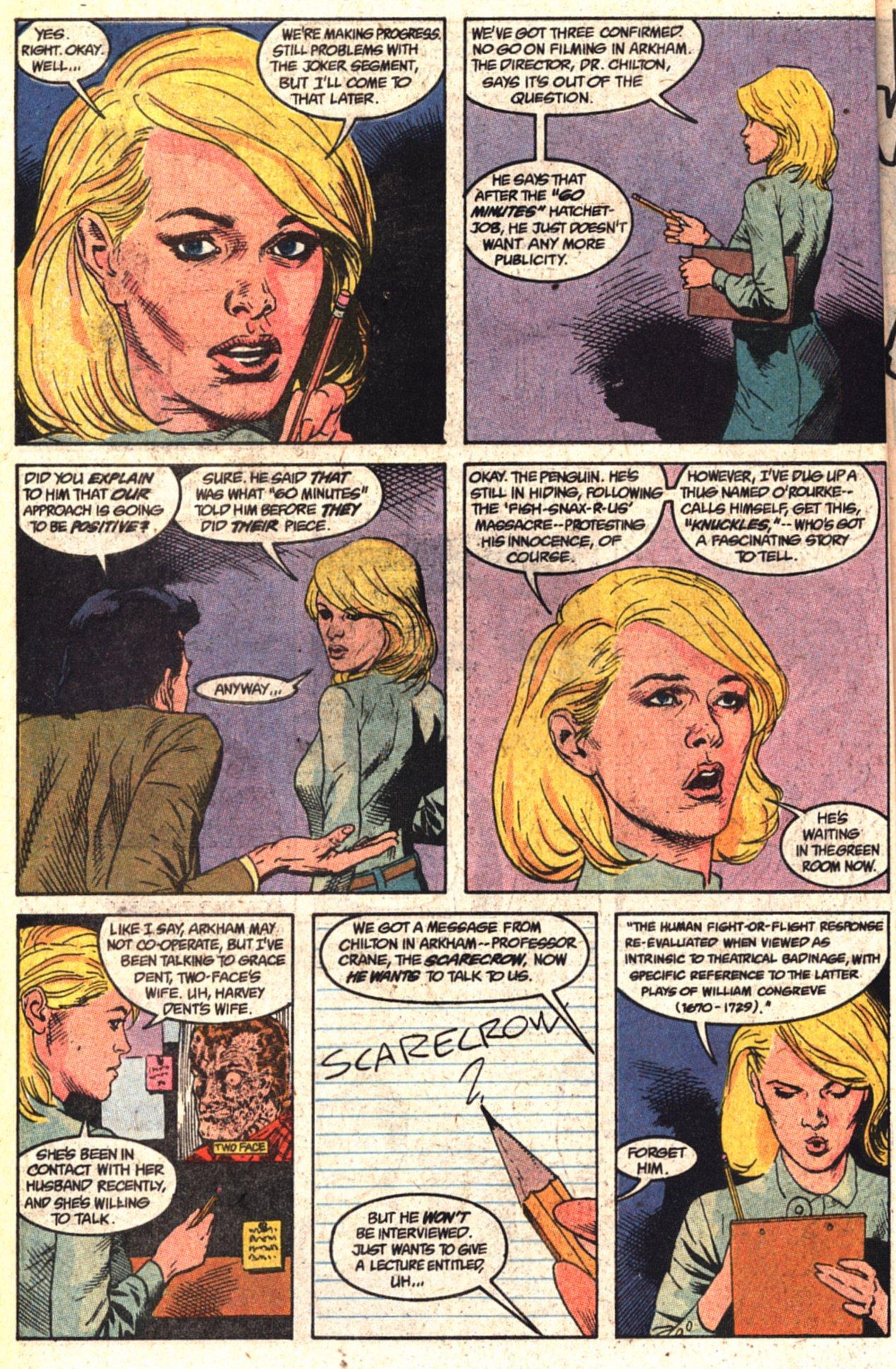 Read online Secret Origins (1986) comic -  Issue # _Special 1 - 5