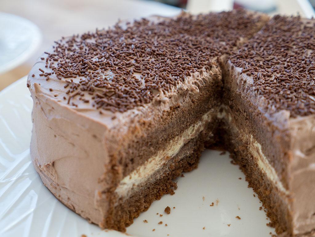 Basic Ice Cream Cake Recipe