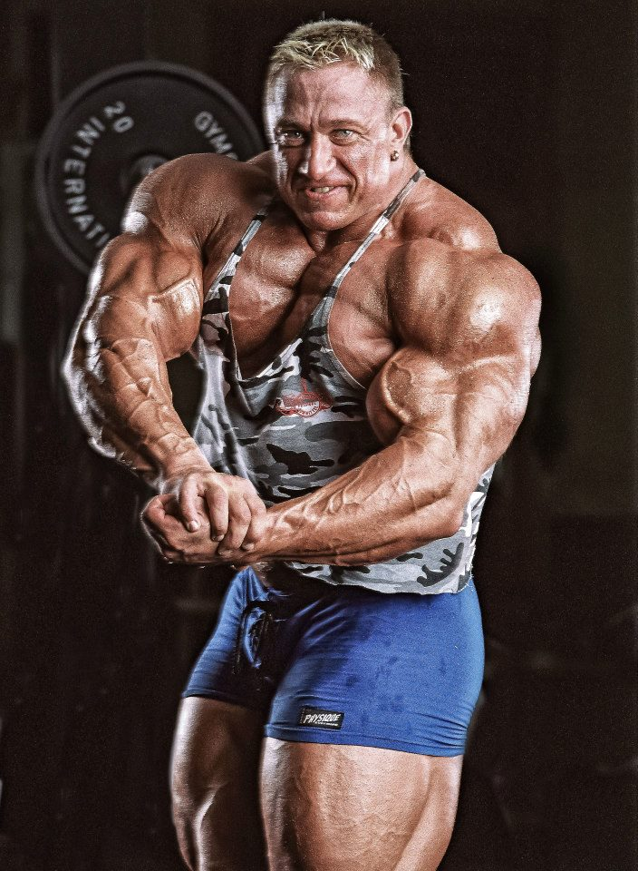 Muscle Lover: The German Legend: Markus Rühl