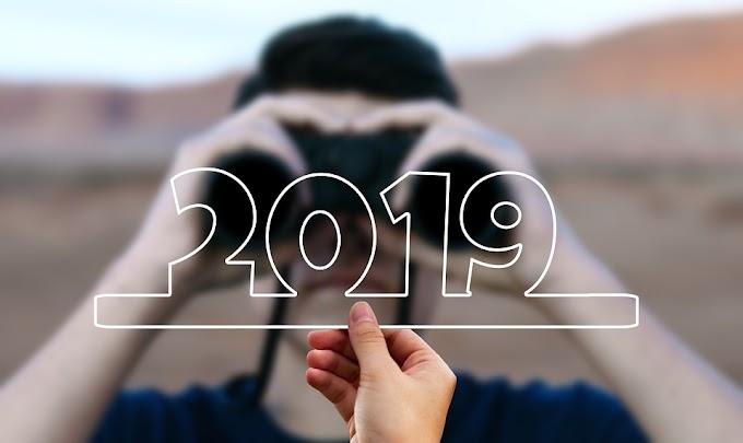 Ausblick 2019, Buchtipp und warum Finanzblogger keine Ahnung haben...