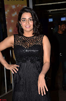 Wamiqa Gabbi in a sleeveless Black Designer Transparent Gown at 64th Jio Filmfare Awards South ~  Exclusive 006.JPG