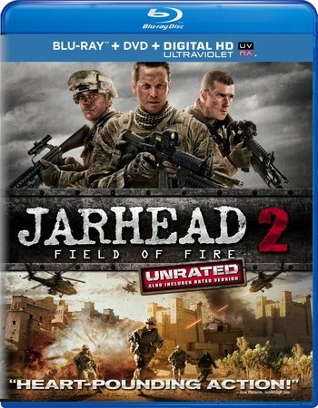 Jarhead 2: Field of Fire (2014) Dual Audio Hindi 480p BluRay x264 300MB Full Movie Download