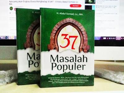Buku 37 Masalah Populer