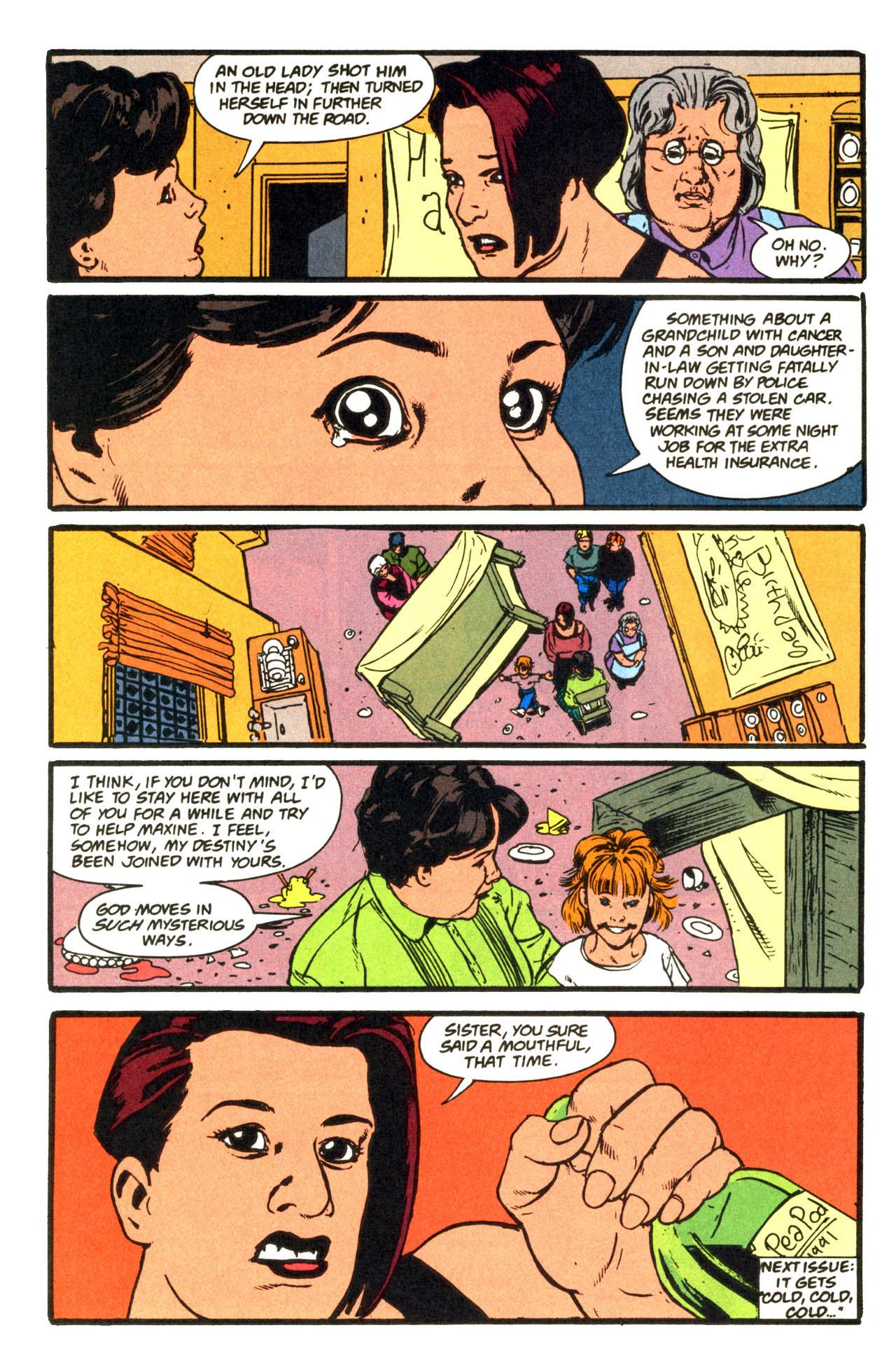 Read online Animal Man (1988) comic -  Issue #68 - 26
