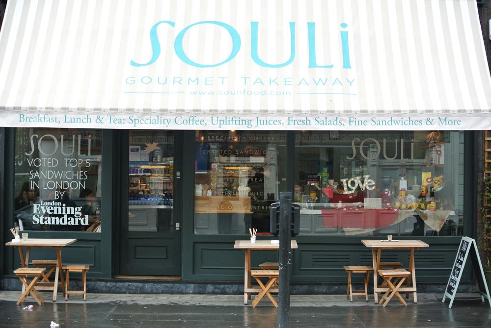 Souli Food Marylebone