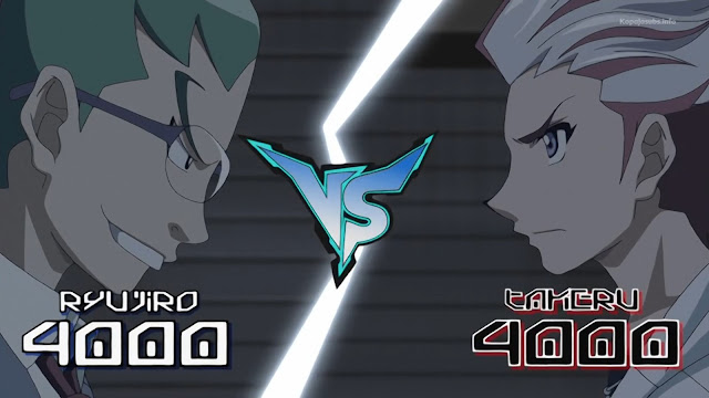 Yu-Gi-Oh! Vrains Episode 61 Subtitle Indonesia