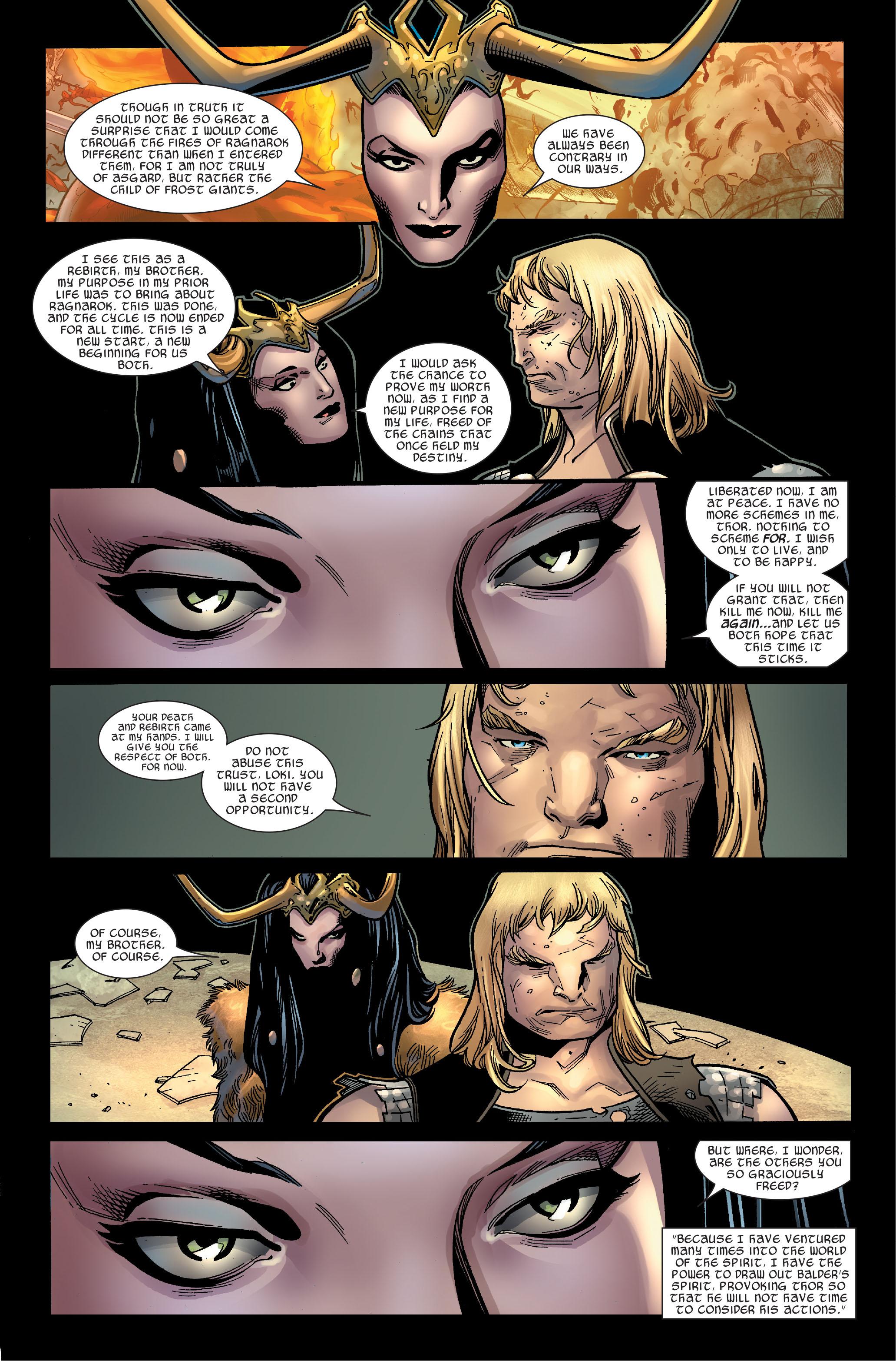 Thor (2007) Issue #5 #5 - English 22