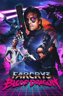 Far Cry 3: Blood Dragon + Crack (RELOADED) PC Torrent