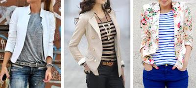Consultoria de imagem - O blazer certo para cada mulher