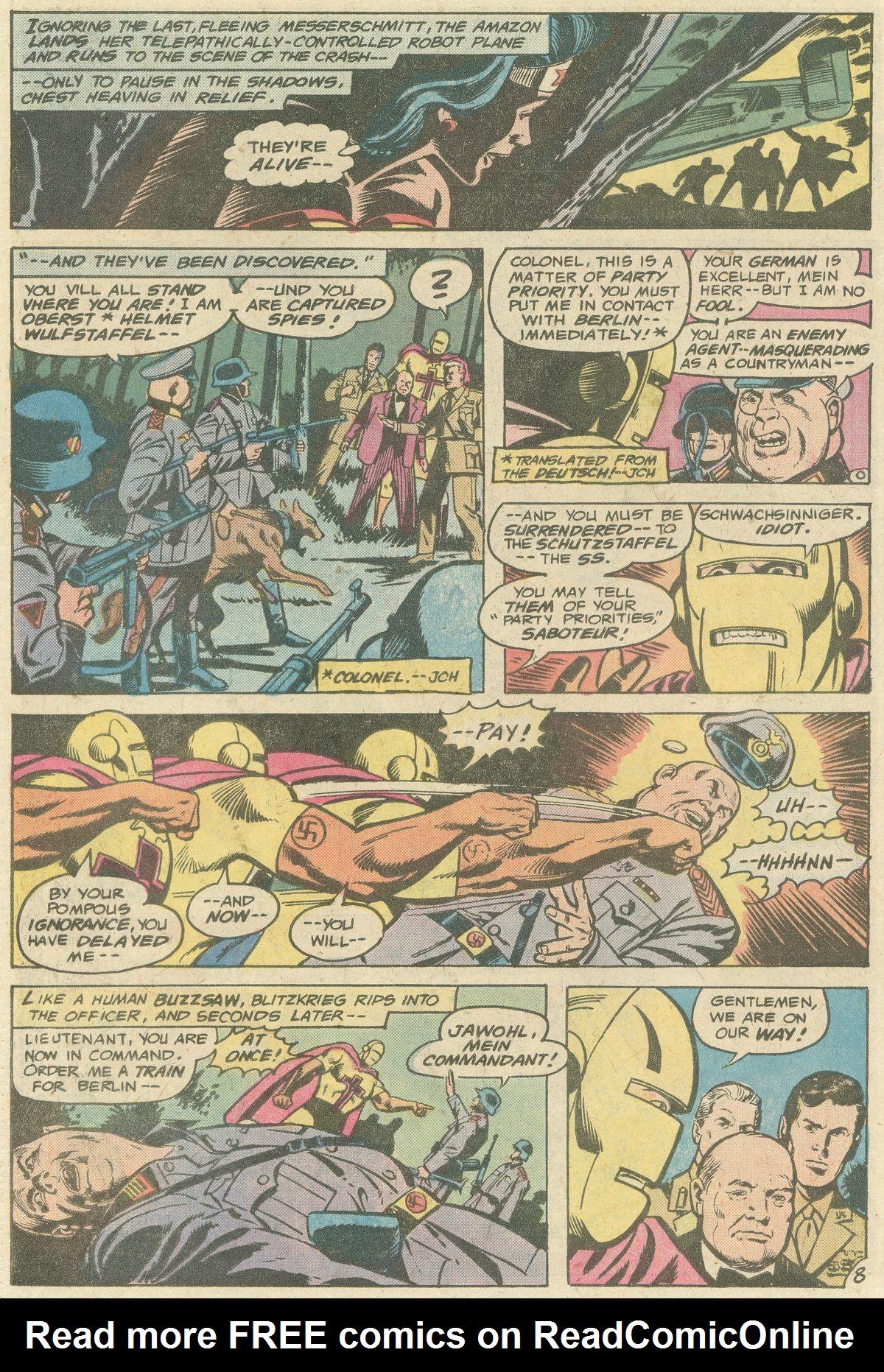 Read online World's Finest Comics comic -  Issue #247 - 74
