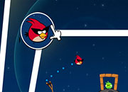Angry Birds Space HD Hacked
