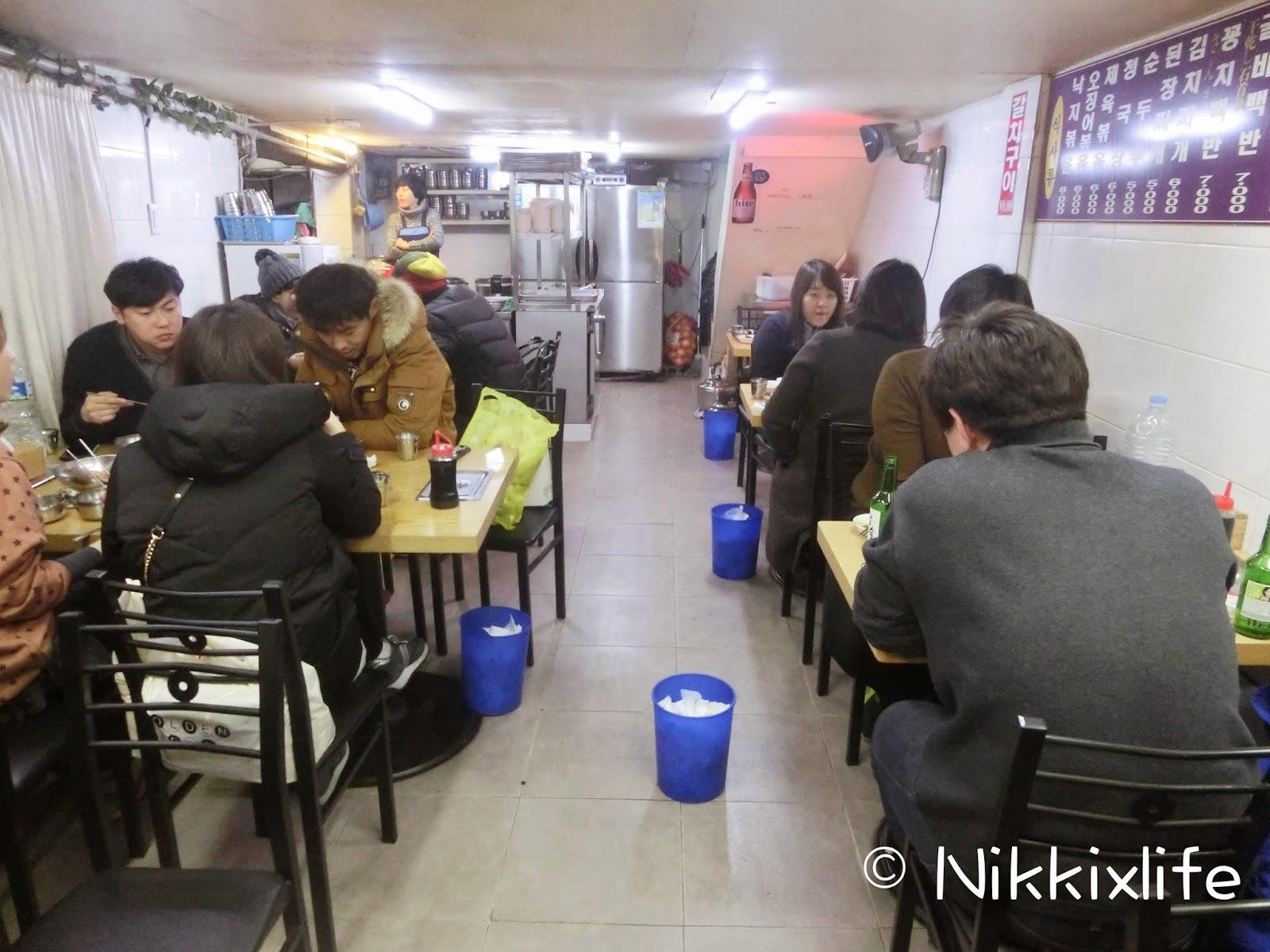【首爾食記2015】東大門烤魚店全州食堂:即使以後很平凡這一節亦美好! 5