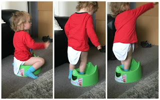 collage-of-toddler-on-potty-and-stood-in-potty