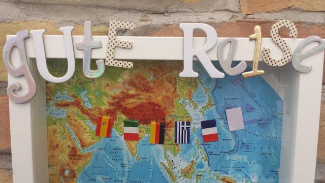 Geschenkgutschein Bilderrahmen Ikea Ribba