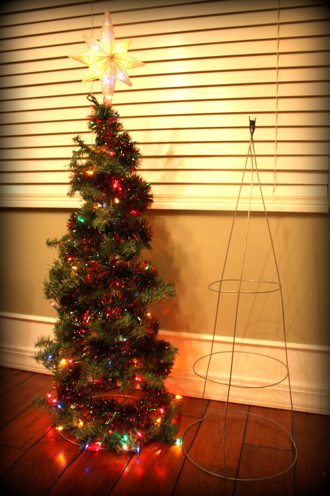 Embellish The Details Christmas Tree Topiaries Made Out