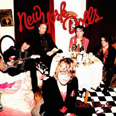 "New York Dolls - ""Cause I Sez So"""
