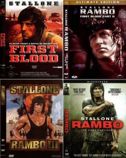 Rambo Collection [1982-2008] ταινιες online seires xrysoi greek subs