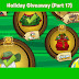 Holiday Giveaway (Day 17)