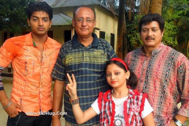 Puja Cherry Roy Bangladeshi Young Actress Biography, Photos With Actor Bappy Chowdhury