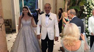 Δήμητρα Μέρμυγκα: Ποια είναι η 26χρονη καλλονή που παντρεύτηκε ο Έλληνας κροίσος Γιάννης Κούστας - EIKONEΣ&ΒΙΝΤΕΟ