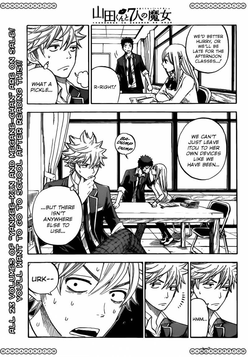 Yamada-kun to 7-nin no Majo 7