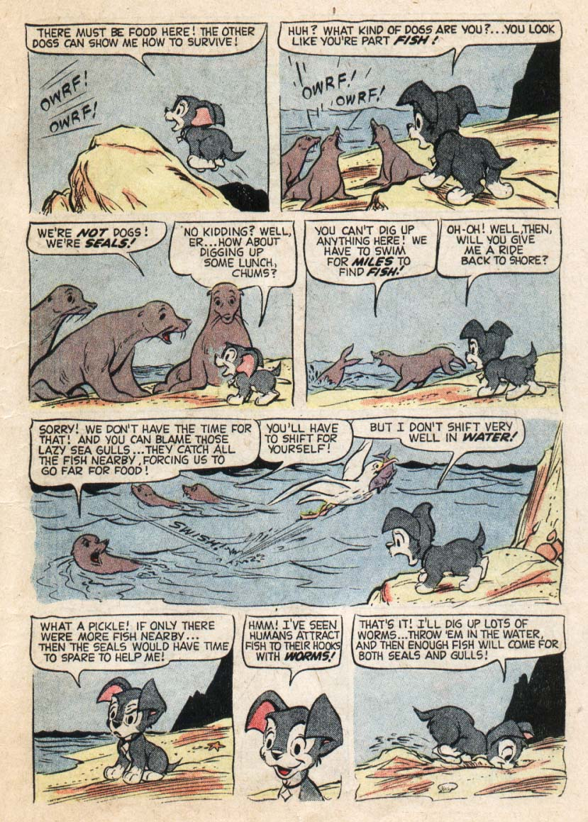 Walt Disney's Comics and Stories issue 215 - Page 15